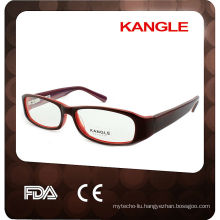 2017 New Design with CE & FDA high quality acetate optical frame