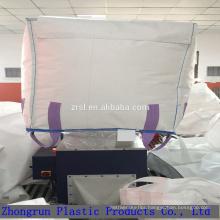 Plastic 800kg super sacks with liner transport for calcium carbonate powder