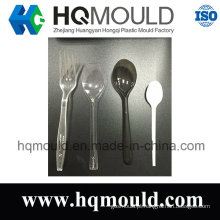 Personalizar diferentes tipos de colher de plástico e molde da forquilha
