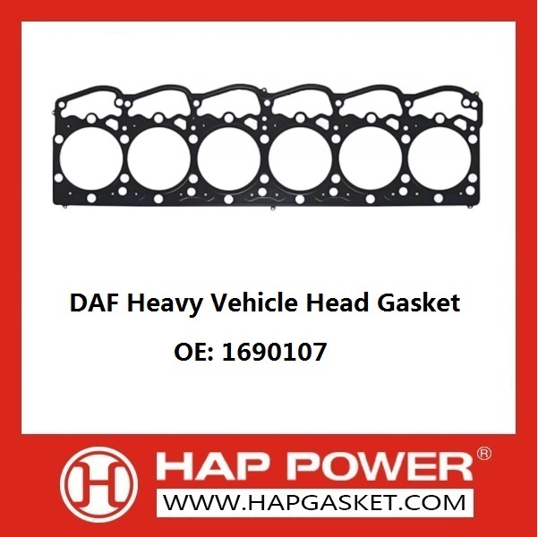 DAF Heavy Diesel Parts Gasket 1690107