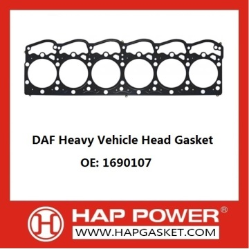 DAF Heavy Vehicle Parts Kopfdichtung 1690107