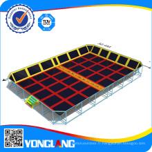 Fabricant professionnel configuré Trampoline intérieur