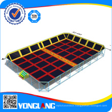 Professional Manufacturer Set up Indoor Trampoline