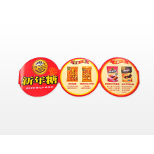 Customized food industry high grade label