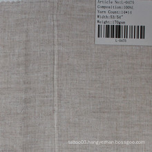 The Pure Linen Fabric L-0475