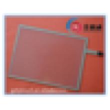 Fabricación de alta calidad de 4 hilos resistentes pantalla táctil del panel de Guangzhou
