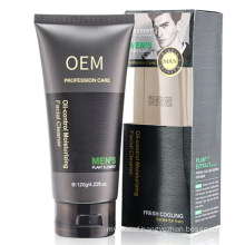 Beauty Skin Care Amino Acid Cleansing Facial Cleanser Foaming Firming Oil Control Deeply Cleansing for Men