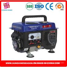 Fuente de alimentación de generadores de gasolina (SF1000) para el hogar y al aire libre