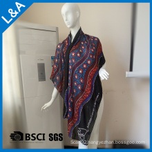 Rayon Scarves Shawls for Woman Female