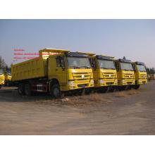 8x4 Sinotruk howo7 8x4 dump truck