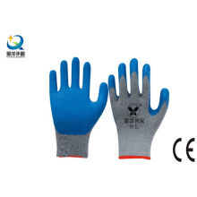 10g T / C Shell Latex Palm Coated Work Gloves