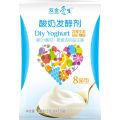 Libro de cultura de yogur sano probiótico