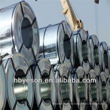 Grande estoque bobina de aço duro PPGI