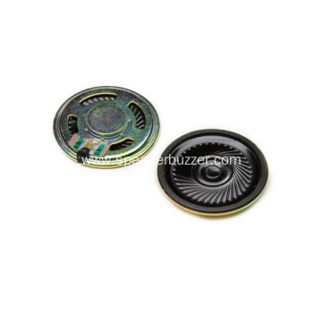 FBF40-5TLB 40mm 8 ohm waterproof mylar speaker