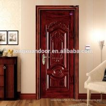 Portes commerciales d'occasion, extérieur de porte, porte extérieure en bois