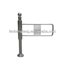 manual swing barrier with single direction