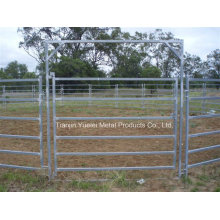 Made in China Security Welded Panel Fence, Cattle Farm Fence Panel, Galvanzied Iron Wire Mesh Chain Link Fence Panels
