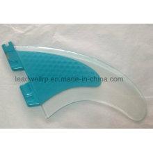 Prototipo Transparente de Sobremoldeo de Silicona