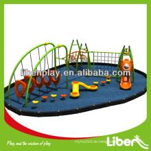 Spider Man lustige Kinder Outdoor Spielplatz Ausrüstung LE.ZZ.003 für Park, perfekte Spielplatz Struktur für draußen coole spielen