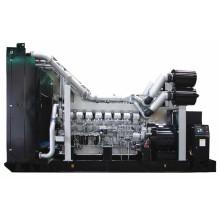 1500kva open type Mitsubishi Diesel Generator Set