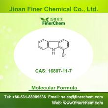 Cas 16807-11-7 | 1-Bromocarbazol | 1 - Bromo - 9H - carbazol | OLED intermedio | 16807-11-7 | precio de fábrica; Gran stock