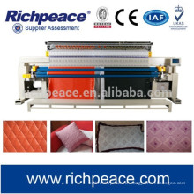 Richpeace computerized 2 inch multi needle quilting and embroidery machine