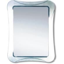 Espejo de baño de plata decorativo de alta calidad (JNA036)