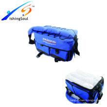 FSBG036 рыболовные снасти мешок с коробкой многоцелевой рыбалка сумка