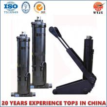 Cylindre hydraulique utilisé commun pour camion à benne basculante