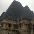 Línea de producción colorida de la teja de tejado de la vermiculita