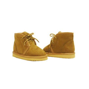 Toddler little kids slip on bootie boots