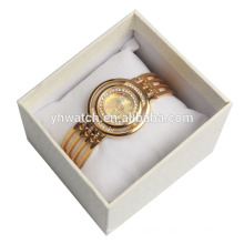 Trade assurance 2017 high quality bracelet watch lady watch