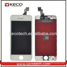Китай Оптовая для iphone 5c ЖК-экран Digitizer
