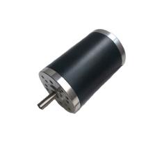 Высокоскоростной мотор постоянного тока 24 в 200 вт 10000 об / мин
