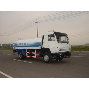 Sinotruk used potable water trucks for sale