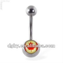 Fashion jewelry canada navel ring image belly ring