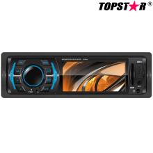 Один стационарный автомобильный видеоплеер с DIN-рейкой DIN Ts-5009f