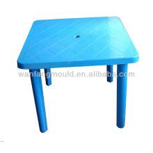fabricante de moldagem de mesa de plástico em taizhou china fabricação de moldes de mesa