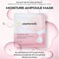Premium Peptaronic Ampoule Korean Sheet Mask for Hydration & Moisture Skin Care