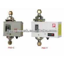 FSD35C control de presión diferencial (control de presión de aceite)
