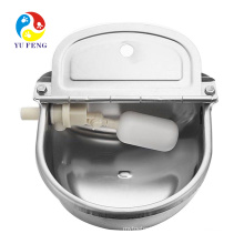 automatic indoor stainless steel chicken dog sheep cow drinking feeder