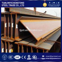 preço de fábrica de aço i-beam lista de preços / viga de aço curvo / h viga de aço