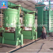 castor bean oil extraction processing machine in 2018