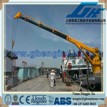 Hydraulic Deck Telescoping Boom Crane