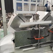 Scies de coupe pour UPVC et aluminium