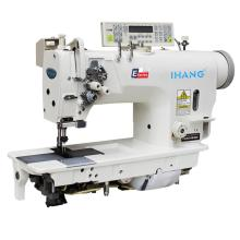 Double Needle Large Hook Direct Drive Sewing Machine