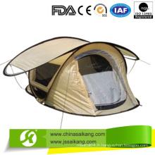Tente combinée de camping pour les voyages (CE / FDA / ISO)