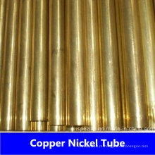 C70600 Tubo sem costura de níquel de cobre