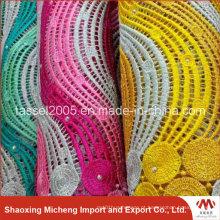Alta Qualidade Multi Color Cord Lace Gha003