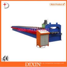 Máquina formadora de rolos de convés de piso
